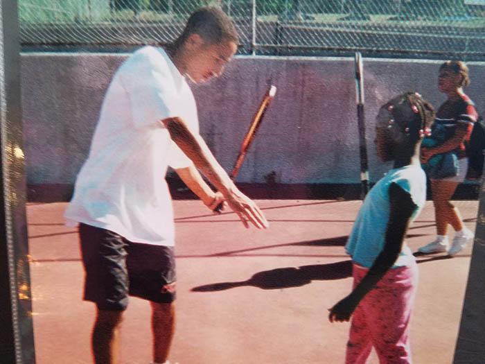 ICYO'S Summer Tennis Camp